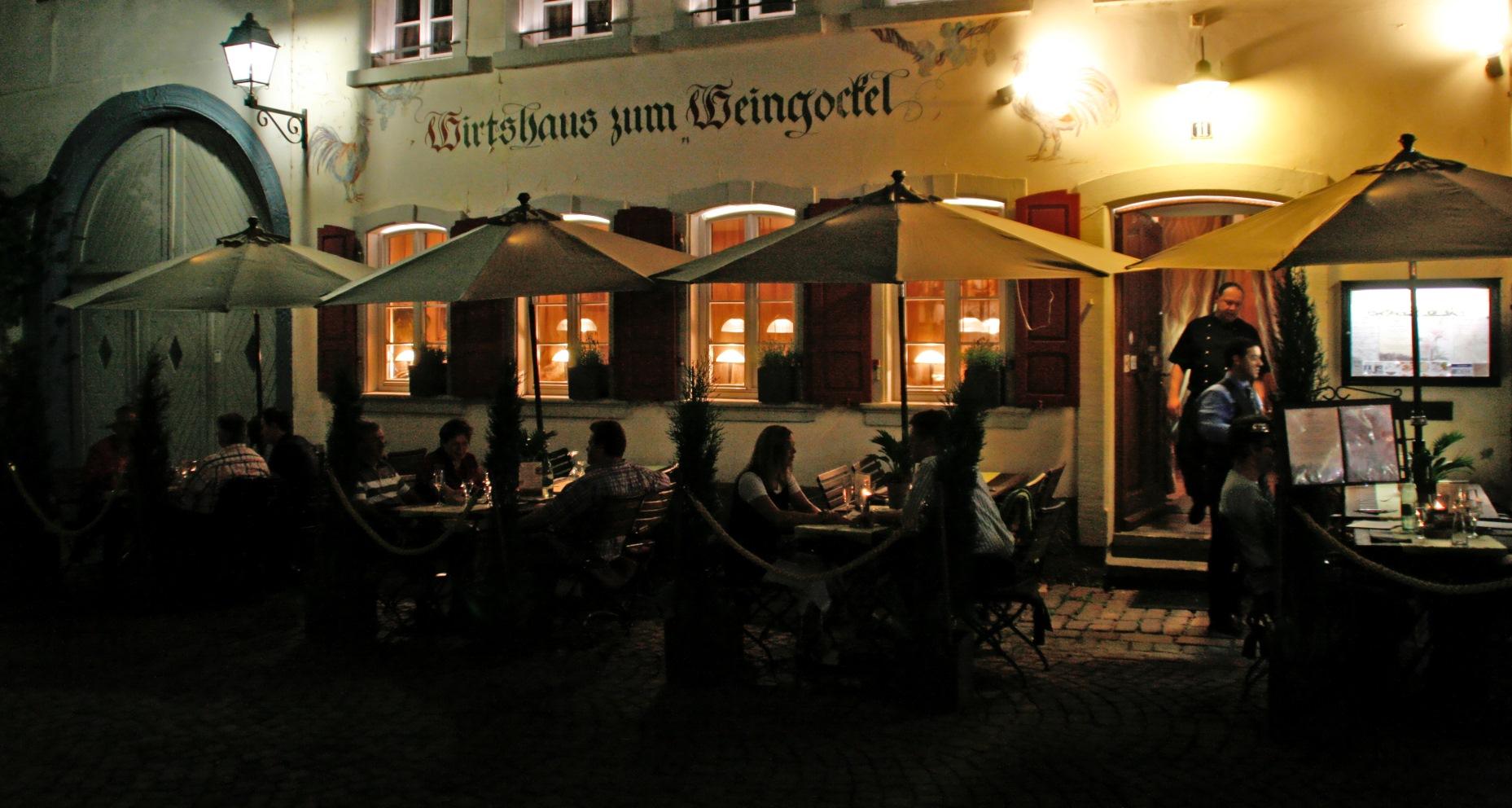 Restaurant-weingockel-freinsheim.de